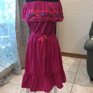 Mexican dress 👗 size M